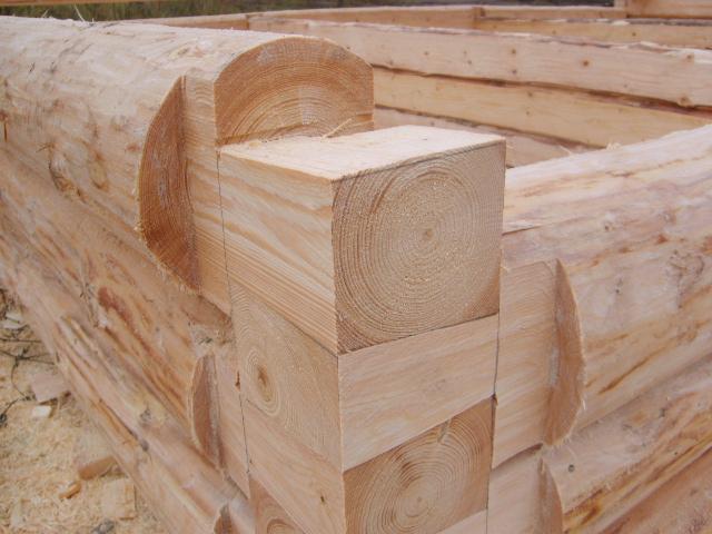 Фото - Коротко о том, как строить сруб. Полезные советы