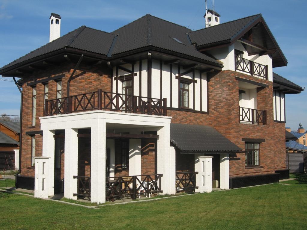 Фото - Строительство домов в Луховицах