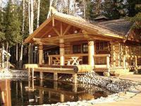 Фото - Преимущества строительства деревянных домов.