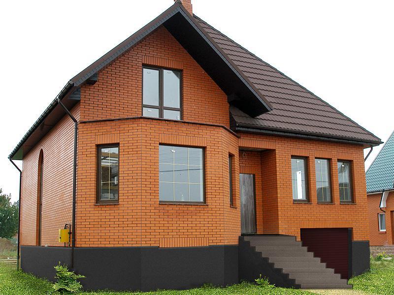 Фото - Как рассчитать количество кирпича для строительства частного дома?