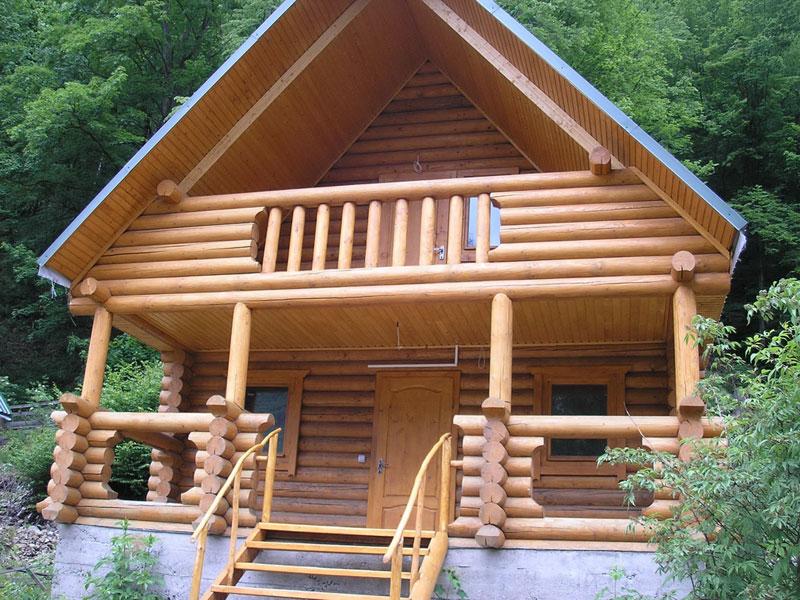 Фото - Особенности строительства деревянного балкона