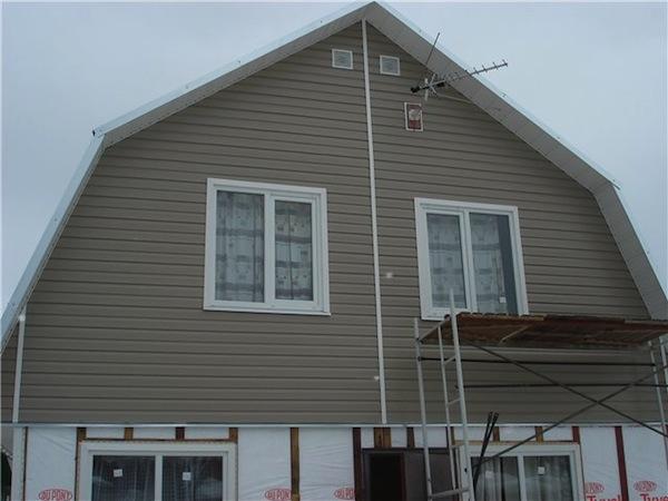 Фото - Особенности и конструкция фронтона