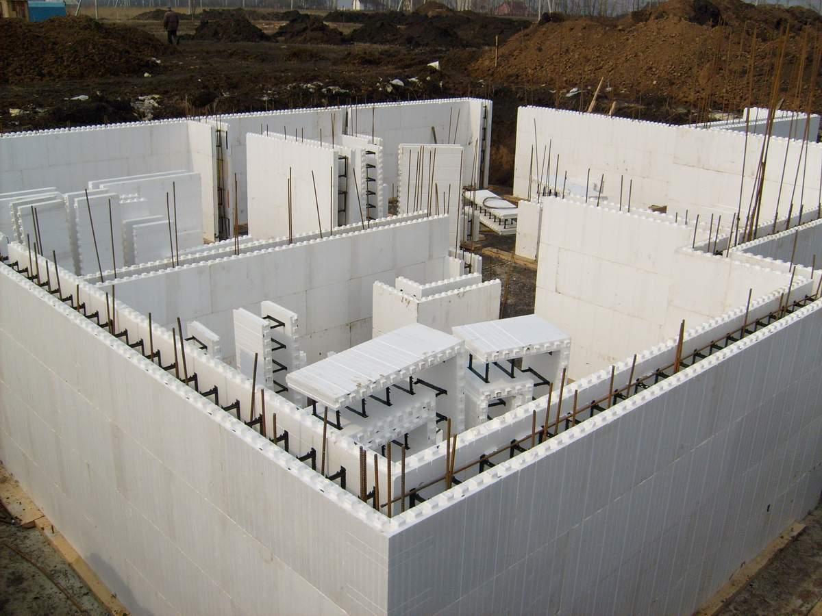 Фото - Строительство монолитных домов